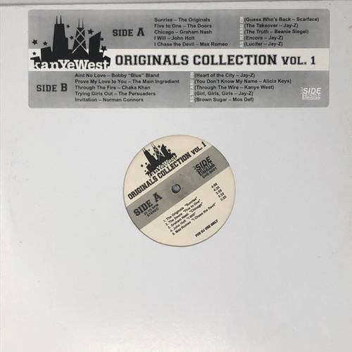 Kanye West / Various - Kanye West Originals Collection Vol. 1 (Unofficial Compilation)