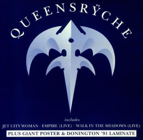 Queensrÿche - Jet City Woman (UK 1991 Boxset)