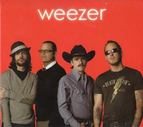 Weezer - Red Album (2008 Pressing on Red Vinyl)