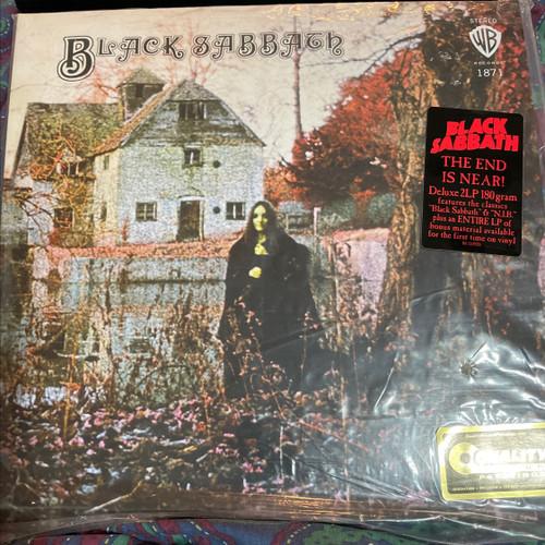 Black Sabbath - S/T (Deluxe 2Lp 180g  Edition)