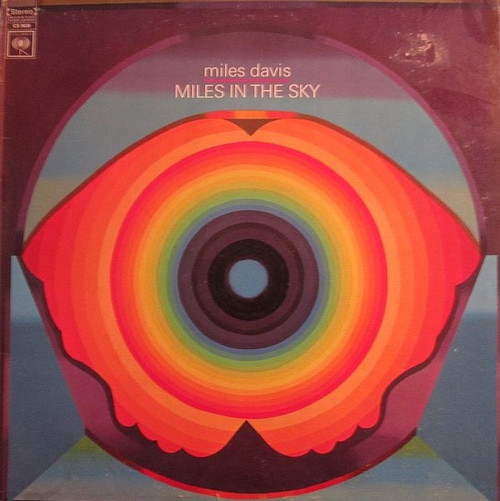 Miles Davis - Miles In The Sky (1968 2 Eye 1st pressing)