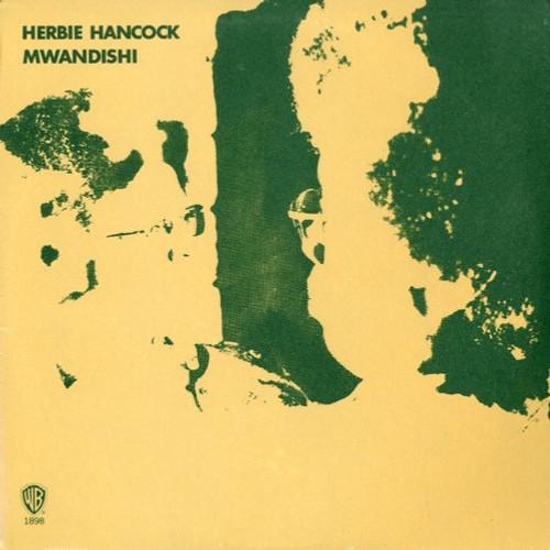 Herbie Hancock - Mwandishi (1971 USA - Mat Cover NM vinyl)
