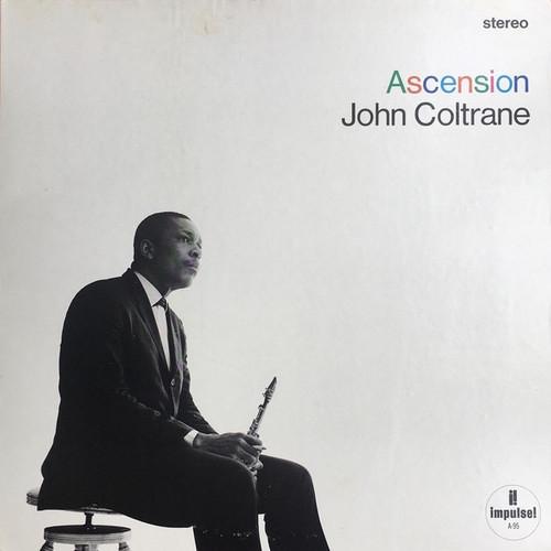 John Coltrane - Ascension (1974 USA Gatefold NM/NM)