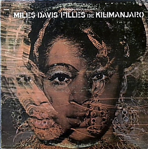 Miles Davis - Filles De Kilimanjaro (1973 pressing - Vinyl is NM)