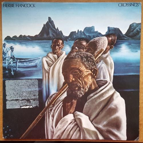 Herbie Hancock - Crossings (1973 UK -  NM vinyl
