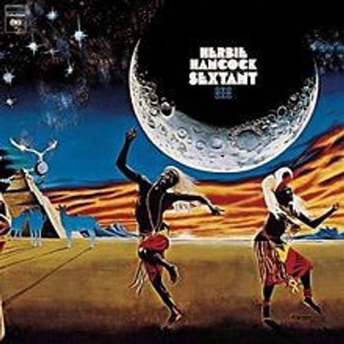 Herbie Hancock - Sextant (1973 1st pressing NM vinyl )