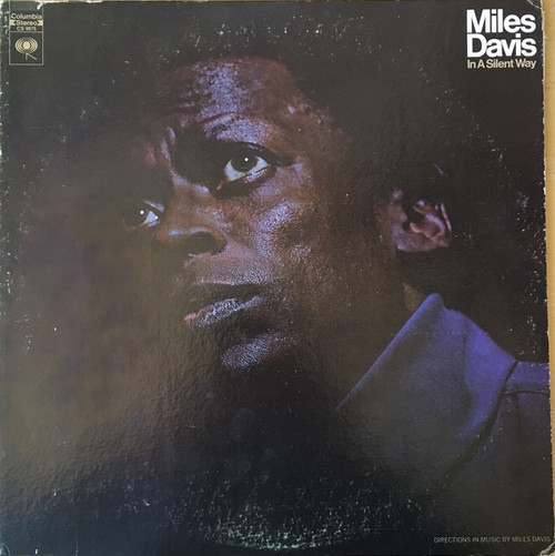 Miles Davis - In A Silent Way (1974 USA pressing vinyl is NM)