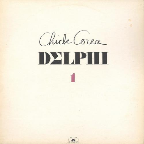 Chick Corea - Delphi 1 Solo Piano Improvisations