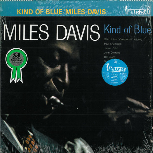 Miles Davis - Kind Of Blue (SEALED - Japan)