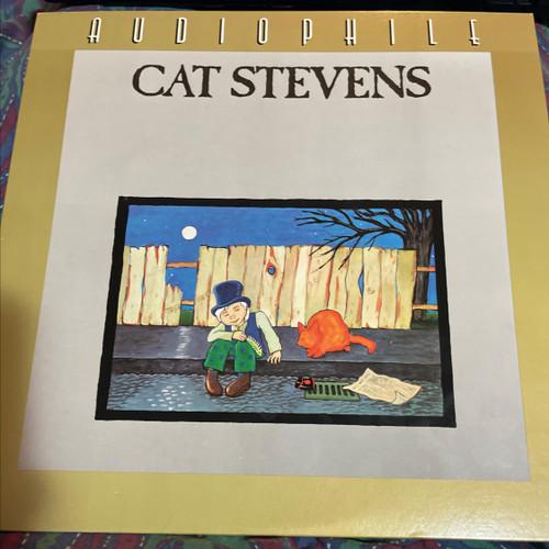 Cat Stevens  - Teaser and the Firecat ( A&M Audiophile Series)
