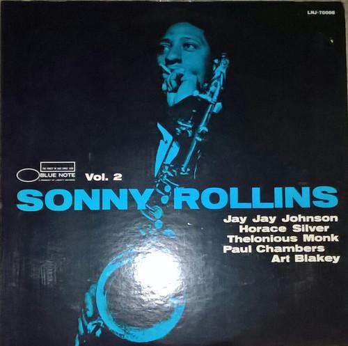 Sonny Rollins - Volume 2 (Japan)