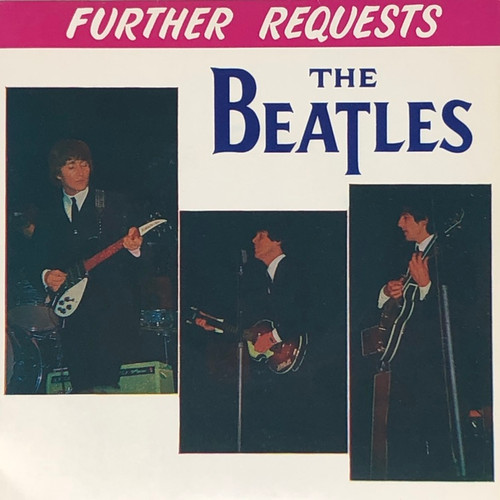 """The Beatles - Further Requests (Australian 70's Reissue 7"""" EP)"""