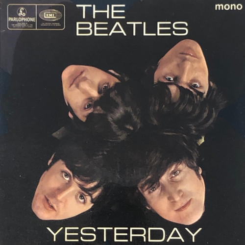"""The Beatles - Yesterday EP (UK 70's Reissue 7"""" EP NM)"""