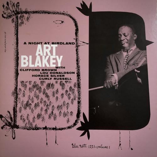 Art Blakey - A Night At Birdland (SEALED - Japan)