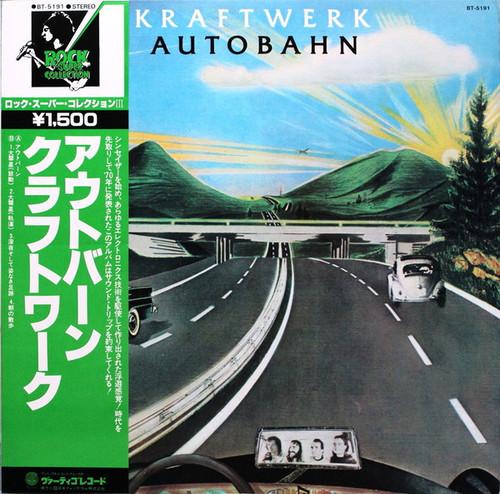 Kraftwerk - Autobahn (Japan)