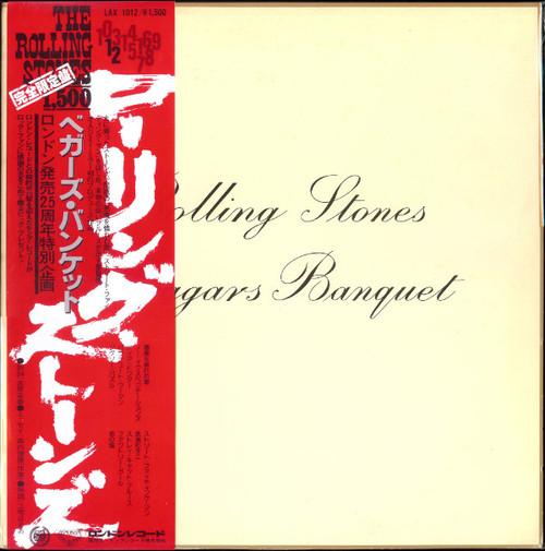 Rolling Stones - Beggars Banquet (Japan)