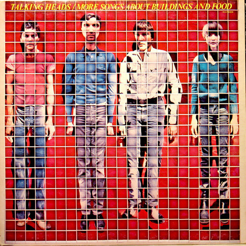 Talking Heads - More Songs About Buildings And Food (Japan)