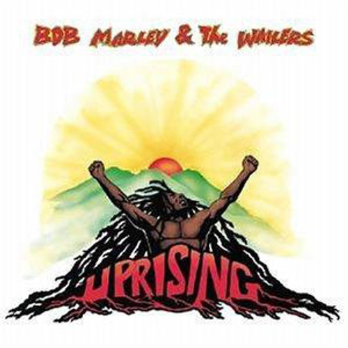 Bob Marley & The Wailers - Uprising (Japan)
