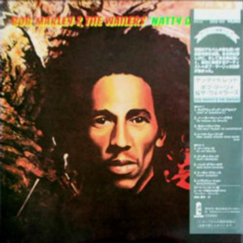 Bob Marley & The Wailers - Natty Dread (Japan)