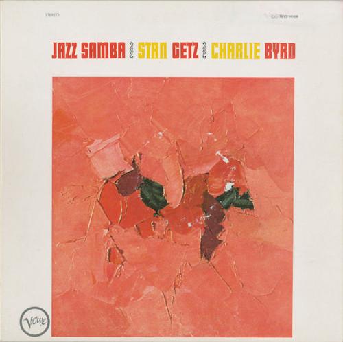 Stan Getz/Charlie Byrd - Jazz Samba (Japan)