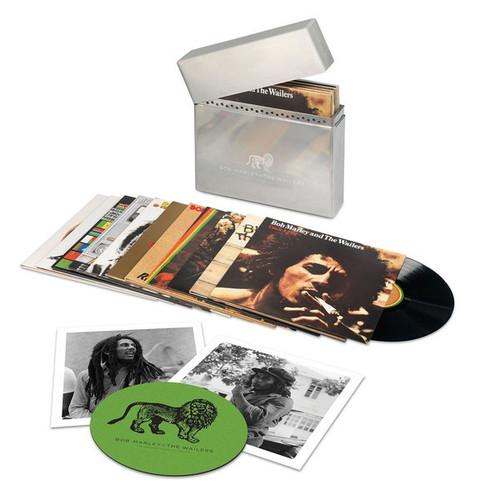 Bob Marley & The Wailers - The Complete Island Recordings (Metal Zippo box)