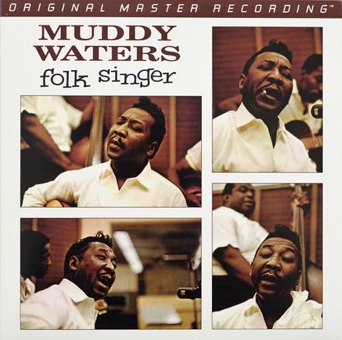 Muddy Waters - Folk Singer (Out of Print MFSL NM)