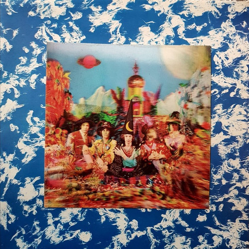 The Rolling Stones - Their Satanic Majesties Request (1970 UK with Lenticular cover)