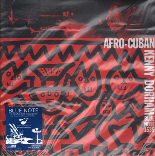 Kenny Dorham - Afro-Cuban (Music Matters 45RPM  numbered, Sealed)