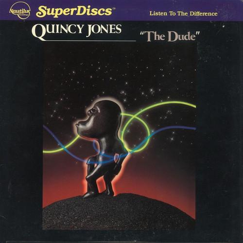 Quincy Jones - The Dude ( Nautilus SuperDiscs NM/NM)