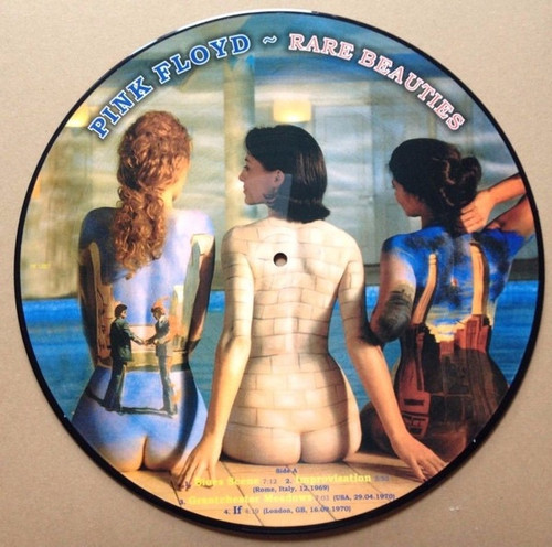 Pink Floyd - Rare Beauties  Mint