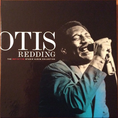 Otis Redding - The Definitive Studio Album Collection
