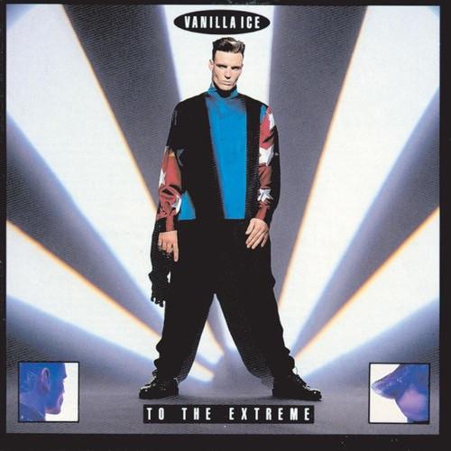 Vanilla Ice - To The Extreme (Sealed Import 1990)