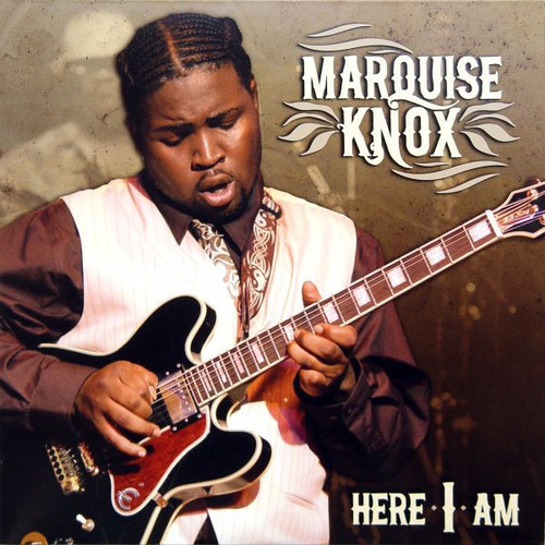 Marquise Knox - Here I Am (200g Analogue Productions)