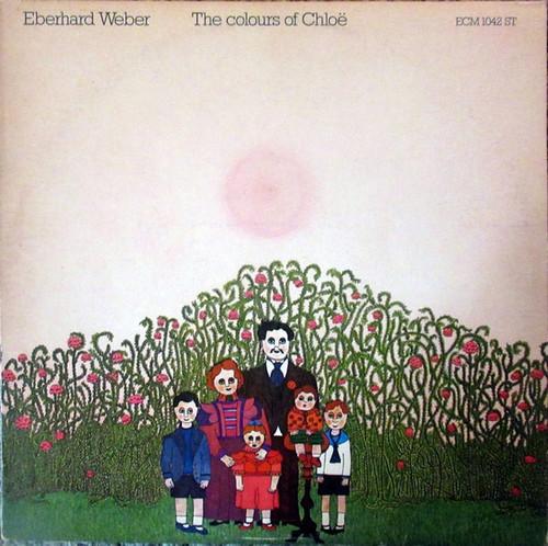 Eberhard Weber - The Colours Of Chloë