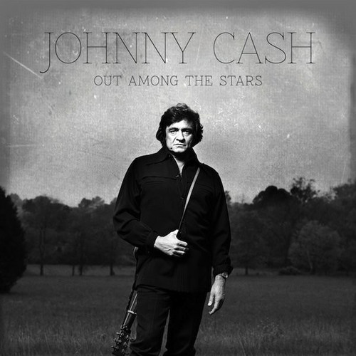 Johnny Cash - Out Among The Stars (NM/NM)