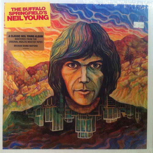 Neil Young - Neil Young (180g NM)