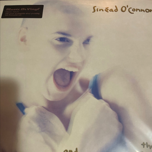Sinéad O'Connor - The Lion And The Cobra (MOV)