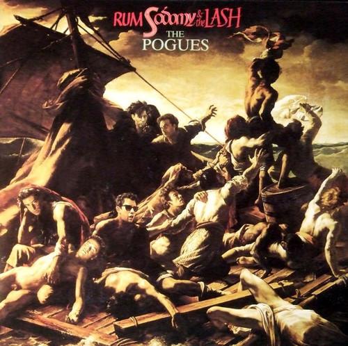 The Pogues - Rum Sodomy & The Lash (2006 Rhino Reissue NM/NM)
