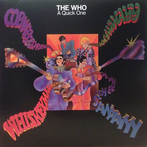 The Who - A Quick One (Classic Records VG+/ NM)