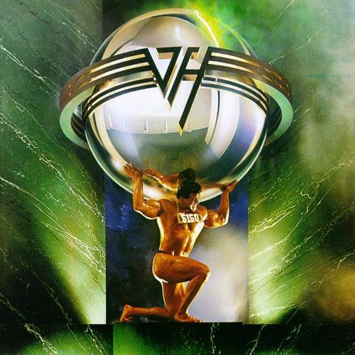 Van Halen - 5150 (NM/NM 1986 original)