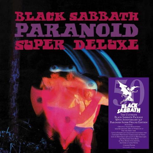 Black Sabbath - Paranoid Super Deluxe