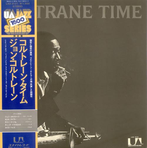 John Coltrane - Coltrane Time (Japan)