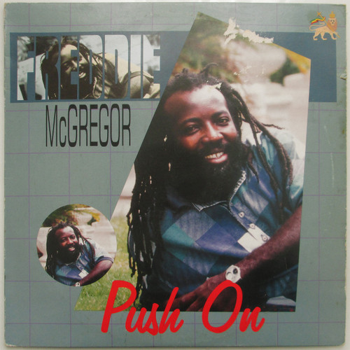 Freddie McGregor – Push On (VG)