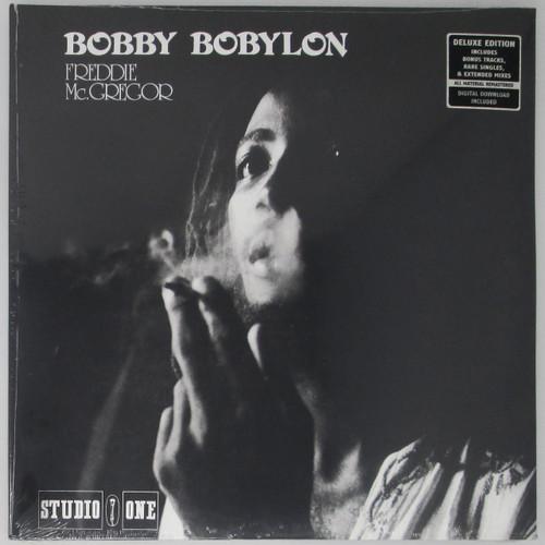 Freddie McGregor – Bobby Bobylon (2 LP deluxe edition reissue)
