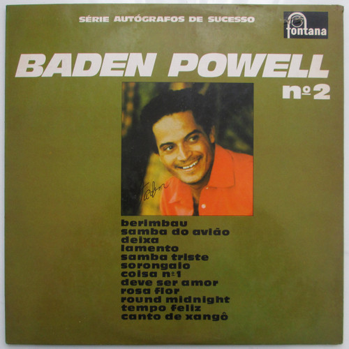 Baden Powell – Baden Powell N° 2