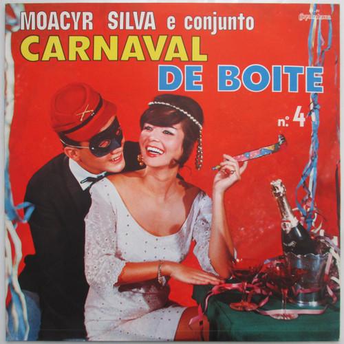 Moacyr Silva E Seu Conjunto – Carnaval De Boite Nº4