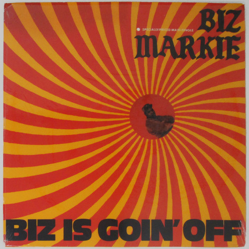 "Biz Markie – Biz Is Goin' Off (12"" single)"