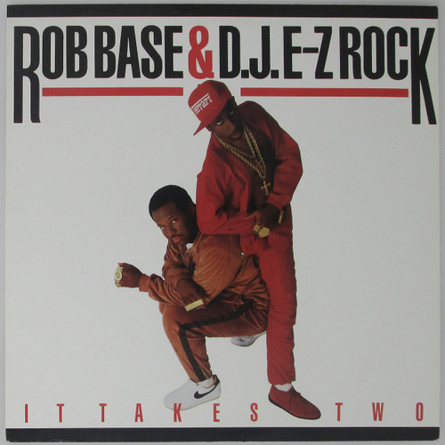 Rob Base & D.J. E-Z Rock – It Takes Two