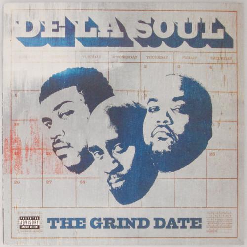 De La Soul – The Grind Date (2 LP)