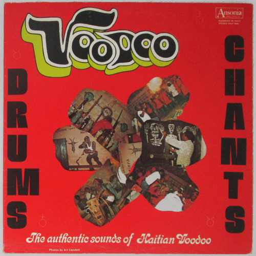 Haitian Voodoo  Drums And Chants